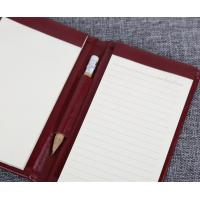 China Seawind/Huifeng notepad with pen on back on sale