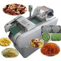 China fully automatic frozen meat slicer on sale