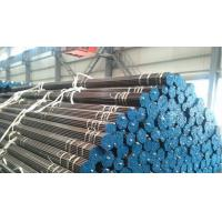 Buy cheap ASTM A106 ASME SA106 Grade A B C black carbon steel seamless grb pipe tubing specifications product