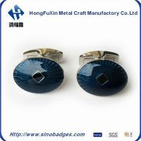 Buy cheap Handsome Authentic Black Lacquer French Shirt Cufflinks for Mens product