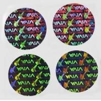 Buy cheap High Quality Non-Transfer Adhesive Personalised Anti-Fake Holographic Security Seals and Labelling product