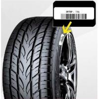 Buy cheap Traceable Tire Bead Labels with Serial Numbering for Car Tyre product