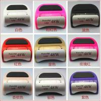 China Manicure and Pedicure Set Nail Dryer 48 Watt Hand and Foot 48W CCFL LED Nail Lamp on sale