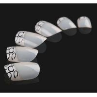 China FULL-COVER NAIL TIPS 2014 Artificial Fingernails Nail tips/fashion nail art accessories french nail on sale