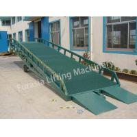 Buy cheap Mobile Loading Ramp 6tons -15tons Mobile loading ramp product