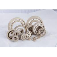 Buy cheap high friction plastic ball bearings product