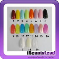 China 2016 new oval nail tips oval false nails artificial fingernails 500pcs/bag on sale