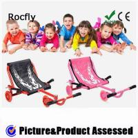 Creative Hoverkart Go Children 3 Wheels Foot Scooters With Adjustable Frame