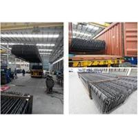 Galvanized sheet steel