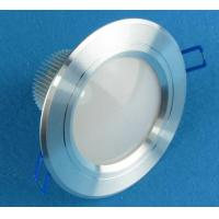 3x1W led recessed downlight
