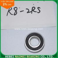Buy cheap Inch R Series Bearing R8-2RS from wholesalers