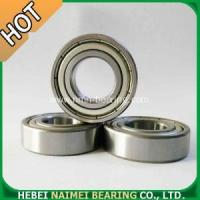 Buy cheap High Precision Deep Groove Ball Bearing 6003ZZ product