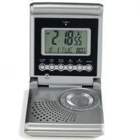 Buy cheap Radio-Controlled Travel Clock Radio product