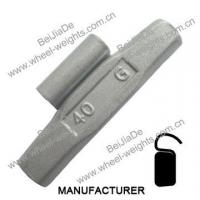 Buy cheap Steel clip on wheel weights Steelcliponwheelweights STF35 product