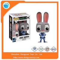 Buy cheap Hot Sale Vinyl POP Zootopia OEM Action Figure product