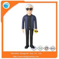 Buy cheap Custom Made Vinyl Collectible Doll PVC Figure Toy product