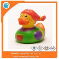 Buy cheap Plastic PVC Material Rubber Duck Type Baby Bath Toy product