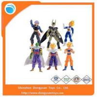 Buy cheap China Supplier Custom Figure Dragon Ball Z Anime Action Figure product