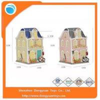 Buy cheap Polyresin Material and House Shape Piggy Money Box product