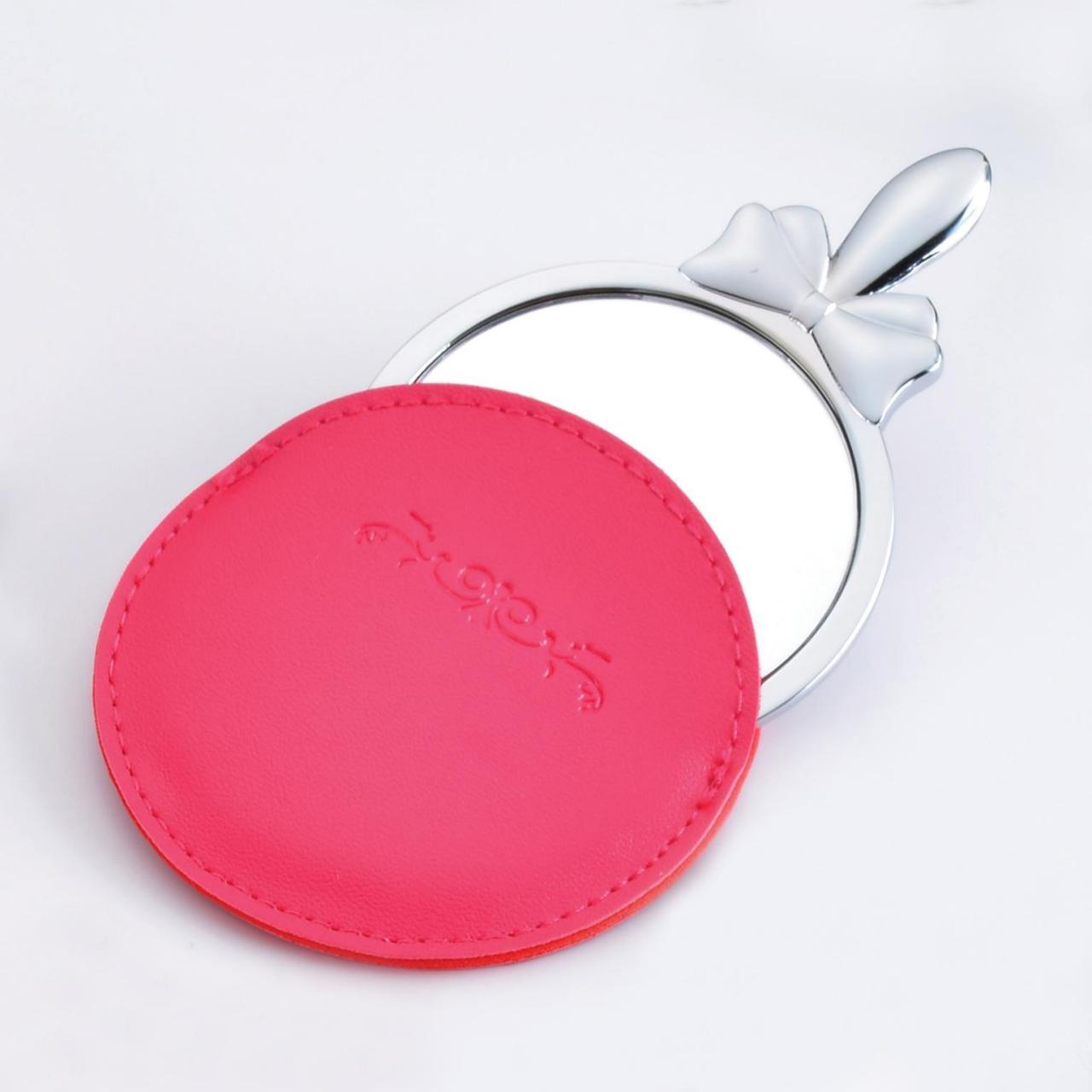 Buy cheap Cosmetic Mirror with leather case product
