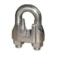 Buy cheap Wire Rope Clip US Type Casted Malleable Clip product