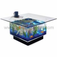 Buy cheap Coffee Table Fish Tank product