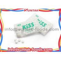Buy cheap Promotion Gift Low Calorie Candy , Sugar Free Peppermint Candy For Diabetic product