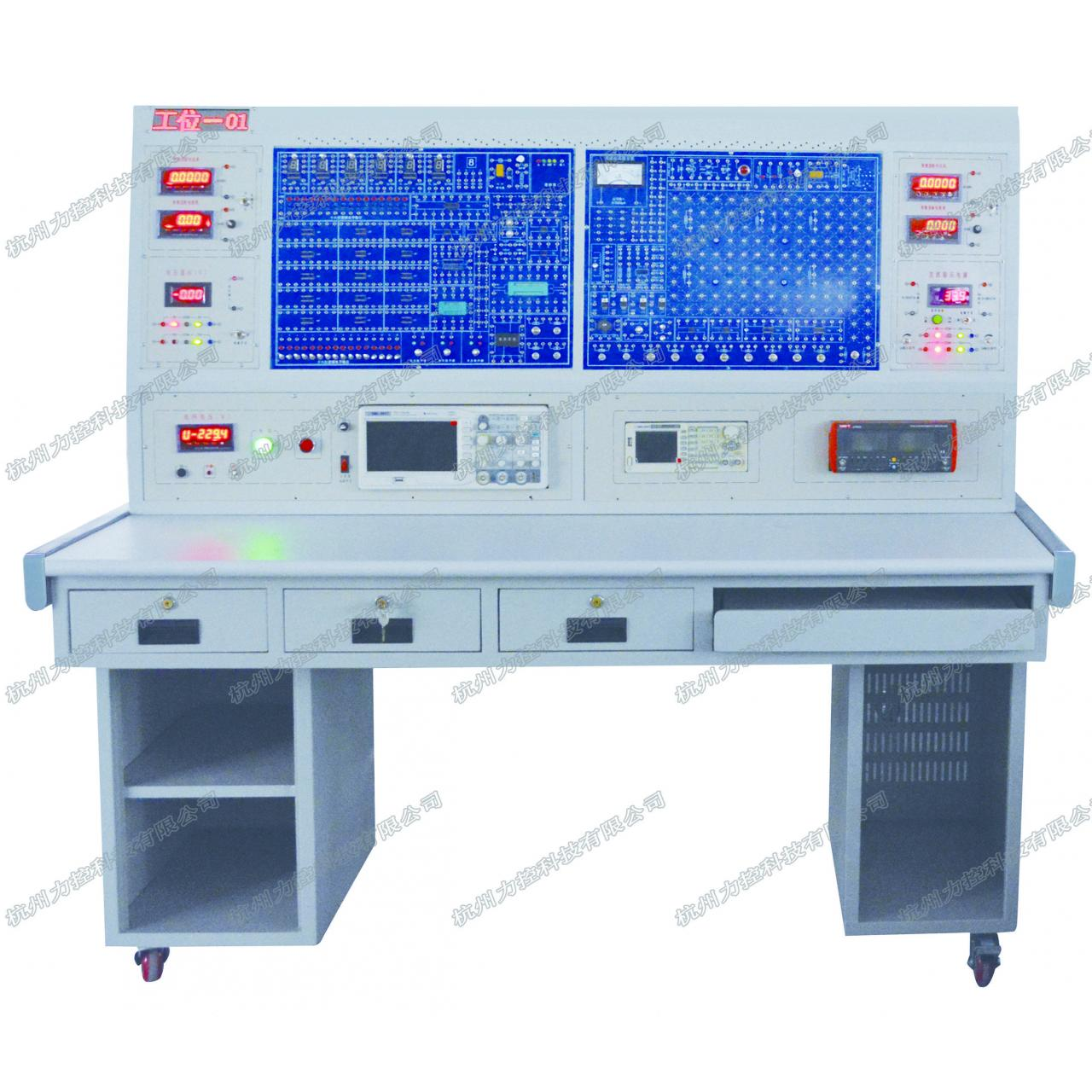 Experiment and training series of electronics