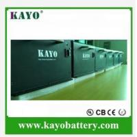 China Lithium Iron Phosphate LiFepo4 Battery Pack 24V 100Ah With PCM For Energy Storage on sale