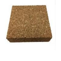 "Buy cheap ARTS & CRAFTS Cork Block - 4"" x 4"" x 1.25"" product"