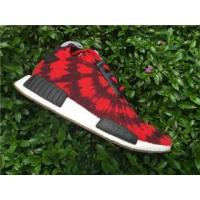 Buy cheap AUTHENTIC ADIDAS NMD PRIMEKNIT BOOST BLACK RED product