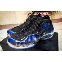 Buy cheap AUTHENTIC NIKE AIR FOAMPOSITE ONE BLUE MIRROR product