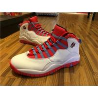 Buy cheap Authentic Air Jordan 10 Chicago Flag product