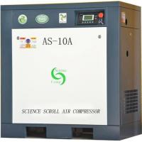 Buy cheap Scroll Air compressor AS series from wholesalers