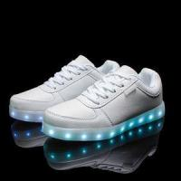 Buy cheap 2016 wholesales&dropshipping LED shoes light up flashing hot top glow sneakers for men product