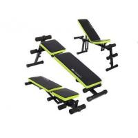 Buy cheap Adjustable Weight Lifting Bench Crossfit Gym Weight Sit Up Flat Fitness Bench from wholesalers