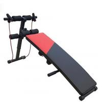 Buy cheap High Quality Incline Sit Up Bench With Height Adjustable product