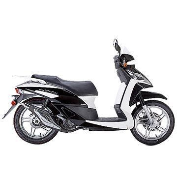 China 2017 Chinese cheap 16inch wheel gas scooter ---Zoom
