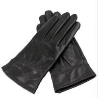Buy cheap New Arrive High Quanlity 100% Leather Women Leather Driving Gloves product