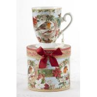 Holiday Sale Items Christmas Bird Mug