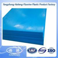 High Density PE Sheet with Blue Color