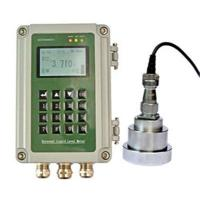 Level meter outside attached ultrasonic