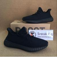 Buy cheap Authentic Yeezy Boost 350 V2 All Black from wholesalers