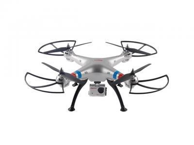 China Syma X8G 2.4G 4Ch 6-axis 8mp Wired Hd Camera Headless Mode RC Drone Quadcopter Helicopter