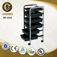 Buy cheap Trolley 4 motors hot sale massager table/bed/chair for salon wholesale DM-2322 product