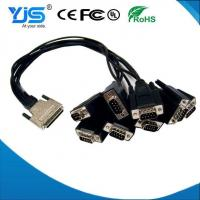 Buy cheap Very High Density Meaning VHDCI Cable Plastic Cover Mould 68pin To 5*db9 Cable product