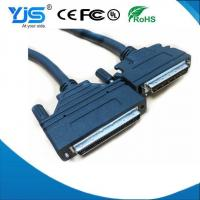 Buy cheap SCSI CN IDC Type 68Pin to HPDB68 Pin and VHDCI Connector SCSI Cable Male to Male from wholesalers