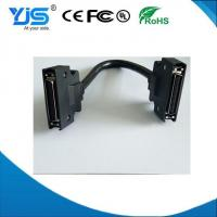 Buy cheap SCSI Connector DB50 CN50 Metal Hood Type with Screw Terminal SCSI Hard Drive Cable Exporter from wholesalers