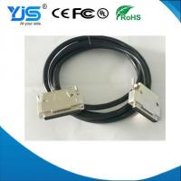 Buy cheap Metal Assembly DB37P Connector to 37Pin D Type SCSI LVD Cable from wholesalers