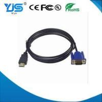 Buy cheap VGA Cable HDMI Male Type A to VGA F Male Converter Adapter 1080P HDTV Cable product
